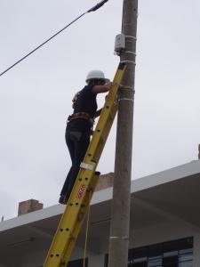 técnico de telecomunicaciones